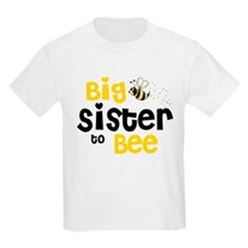 Big Sister to Bee T-Shirt