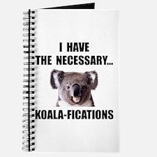 Koala Qualifications Journal