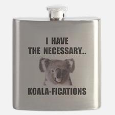Koala Qualifications Flask