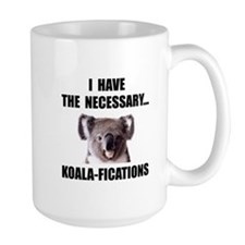 Koala Qualifications Mug