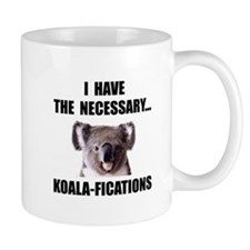 Koala Qualifications Mug