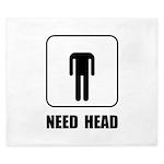 Need Head King Duvet
