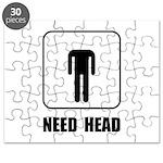 Need Head Puzzle