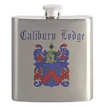 Caliburn Lodge #785 Flask