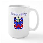 Caliburn Lodge #785 Large Mug