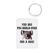 Pre Koala Qualified Hug Keychains