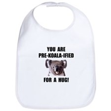 Pre Koala Qualified Hug Bib