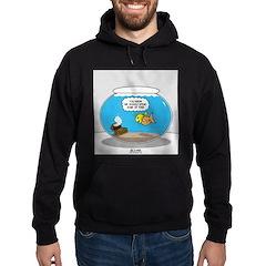 Fishbowl Treasure Hoodie (dark)