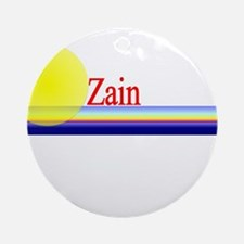 Zain Ornament (Round)