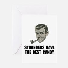 Strangers Best Candy Greeting Cards (Pk of 10)