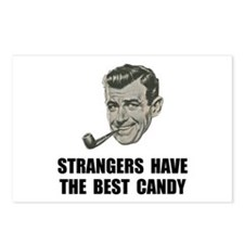 Strangers Best Candy Postcards (Package of 8)