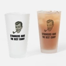 Strangers Best Candy Drinking Glass