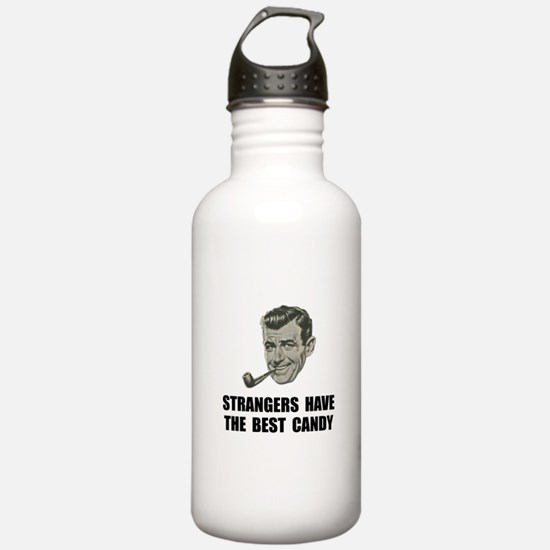 Strangers Best Candy Water Bottle