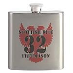 32 Degree Scottish Rite Flask