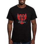 32 Degree Scottish Rite Men's Fitted T-Shirt (dark