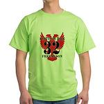 32 Degree Scottish Rite Green T-Shirt