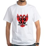 32 Degree Scottish Rite White T-Shirt