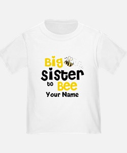 Big Sister to Be Personalized T