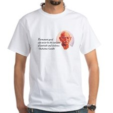 Gandhi Wisdom Shirt