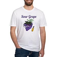Smokin Ts Sour Grape Character Shirt