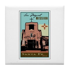 San Miguel Tile Coaster