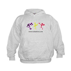 Three guys of Go Eat Give Hoodie
