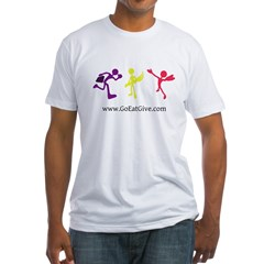 Three guys of Go Eat Give Shirt
