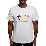 Three guys of Go Eat Give Light T-Shirt