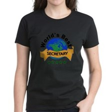 Cute World's greatest secretary Tee