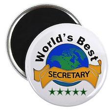 Cute Best secretary Magnet