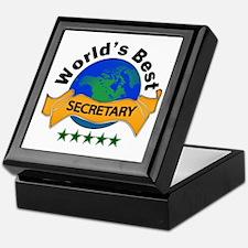 Secretary Keepsake Box