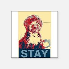 Obama Dogs Sticker