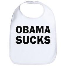 Obama Sucks Anti Obama Bib