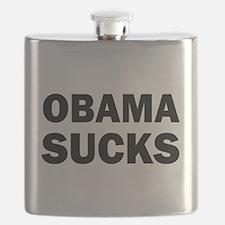 Obama Sucks Anti Obama Flask