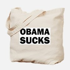 Obama Sucks Anti Obama Tote Bag