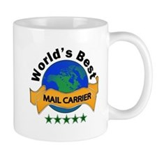 mail carrier Mugs