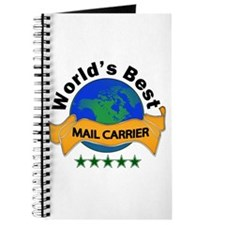 Funny Mail worker Journal