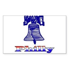 Philly Liberty Decal