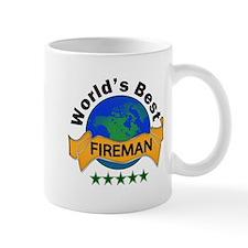Cute World's greatest fire fighter Mug