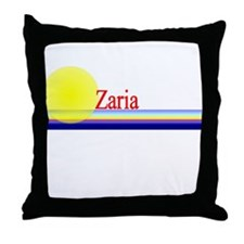Zaria Throw Pillow