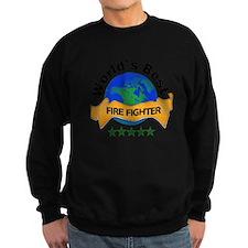 Unique World's greatest fire fighter Sweatshirt