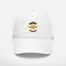 Airborne - Argentina Baseball Baseball Cap