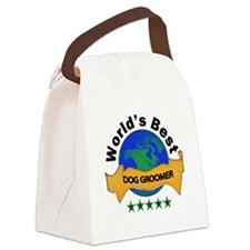 Unique World's best trainer Canvas Lunch Bag