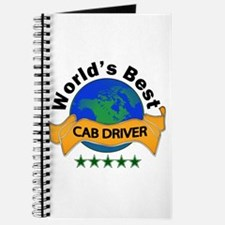 Cool Yellow cab driver Journal