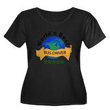 Bus driver Plus Size