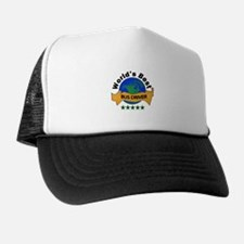 Funny Bus driver Trucker Hat