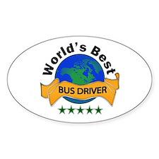 Unique Bus driver Decal