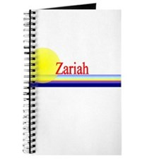 Zariah Journal