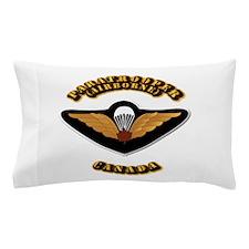 Airborne - Canada Pillow Case