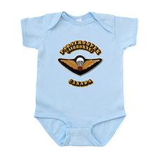 Airborne - Canada Infant Bodysuit